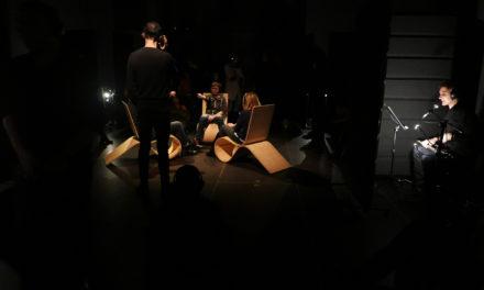 """Anæsthesia Transopera"" – Interactive Transmedia Opera"