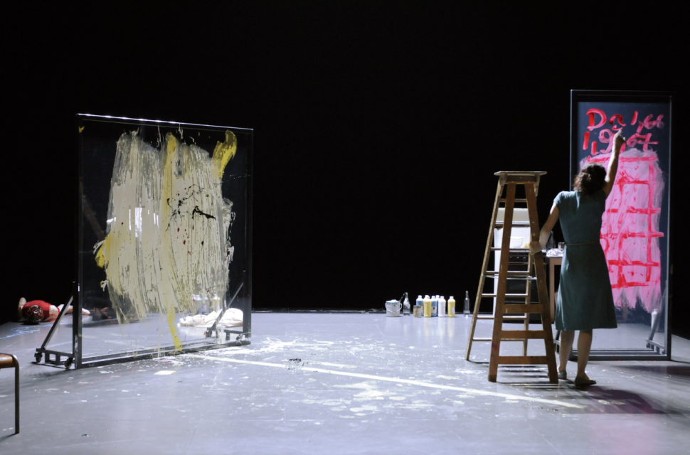 """Pollock"" A Play By Fabrice Melquiot: Conversation with French Director Paul Desveaux"