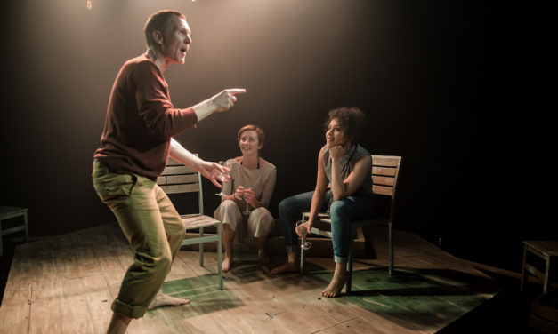 """""""Tiny Dynamite"""" at Old Red Lion Theatre"""