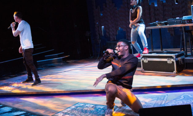 "Rapping While White, Surviving While Black: ""Hype Man"" At Boston's Company One"