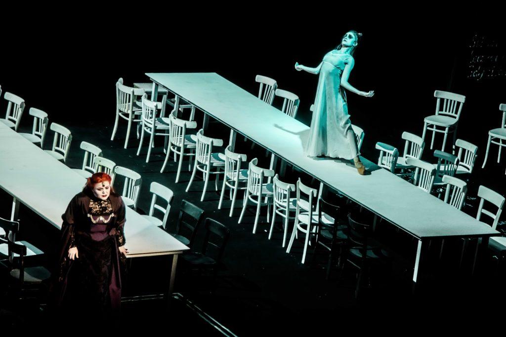 """""""Goplana"""", dir. by Janusz Wiśniewski, Teatr Wielki – the Polish National Opera in Warsaw, Photo by Krzysztof Bieliński"""