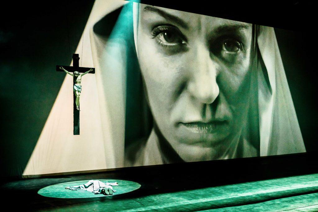 """""""Eros i Psyche"""", dir. by Barbara Wysocka, Teatr Wielki – the Polish National Opera in Warsaw, Photo by Krzysztof Bieliński"""