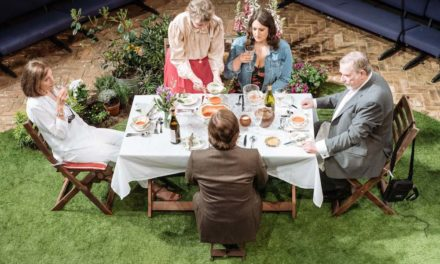 """""""Humble Boy"""" at The Orange Tree Theatre: The Tragi-Comedy of Generational Conflict"""