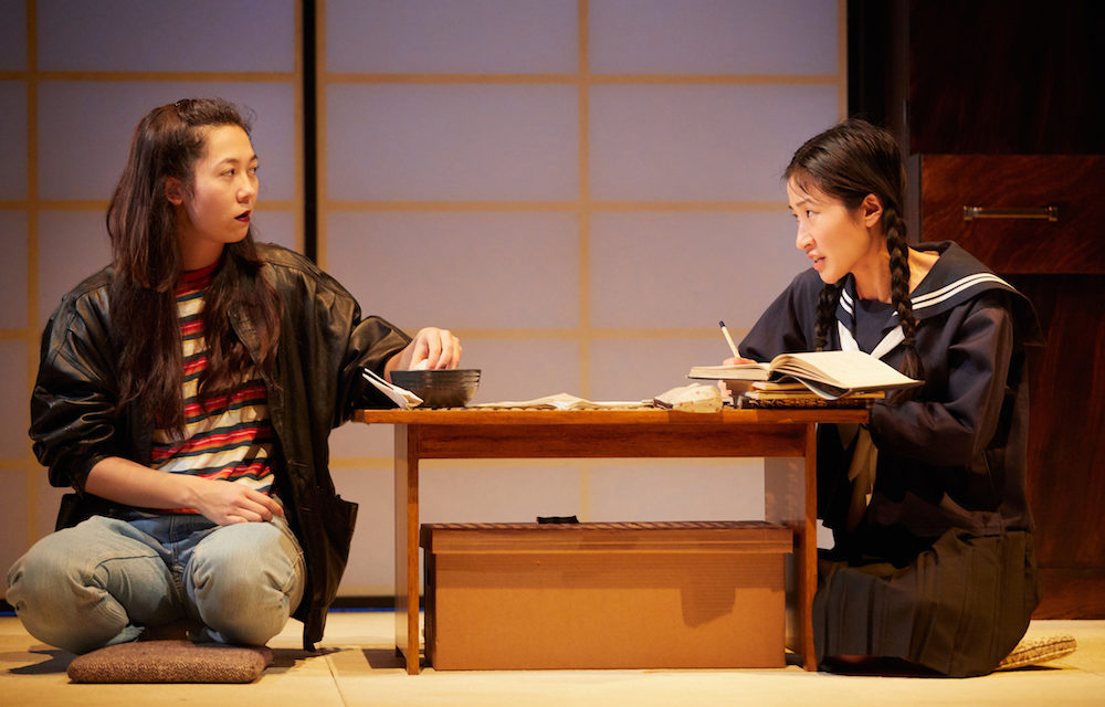 """The Great Wave"" at The National Theatre: True Stories of Japanese People Abducted by the North Korean Regime"