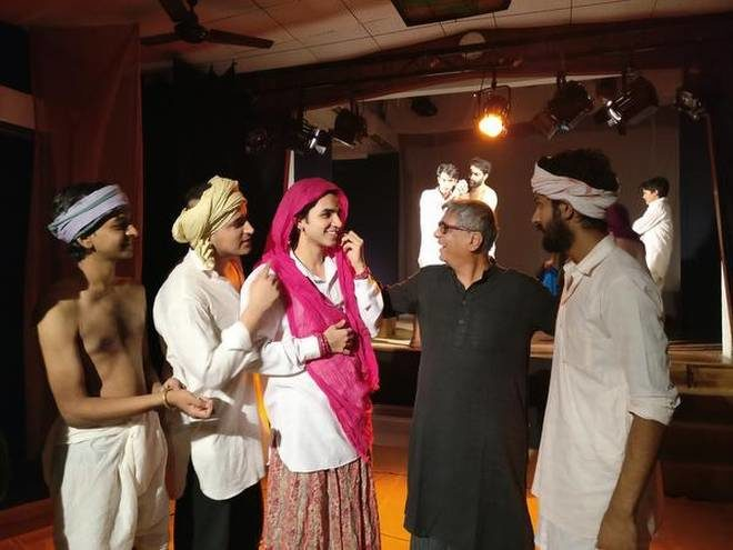 "I Wanted To Remove The Language Of Gender: Hindi Adaptation of Lorca's ""Yerma"""