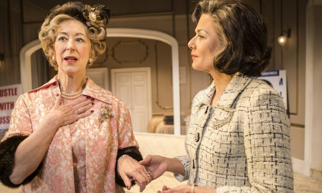 "Gore Vidal's ""The Best Man"" at The Playhouse Theatre: Is It Possible to Get Too Much of American Politics?"