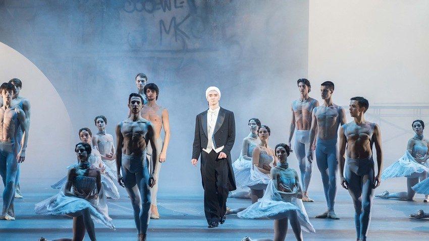 """Bolshoi Sets June Dates For Return Of Controversial Ballet """"Nureyev"""""""