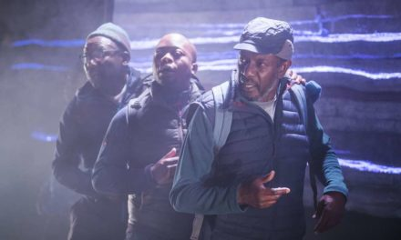 """Black Men Walking"" at The Royal Court: Ordinary Folk Doing Ordinary Thing"