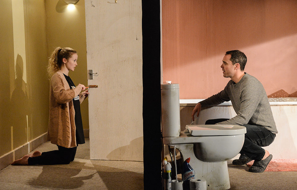 "The Bathroom Play: Georgia Christou's ""Yous Two"" at The Hampstead Theatre"