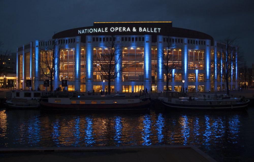 Opera Forward Festival: Amsterdam, March 2018