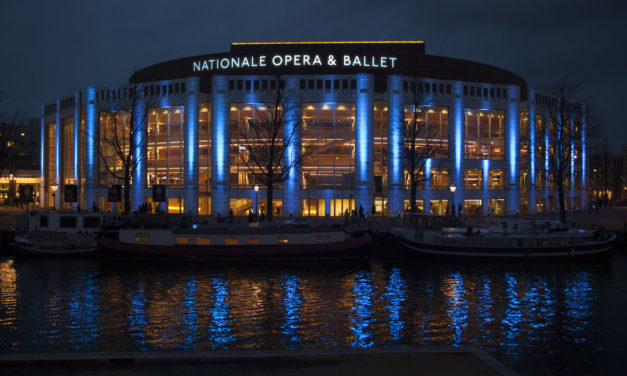Opera Forward Festival: Amsterdam, March 2018
