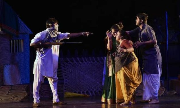 "The Making and Breaking of a Tyrant: ""Dhaad"" New Play from India"
