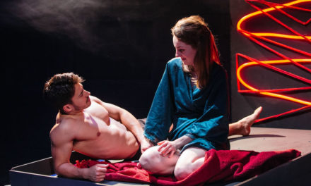 """Love Me Now"" at The Tristan Bates Theatre: Love in the Time of Tinder"