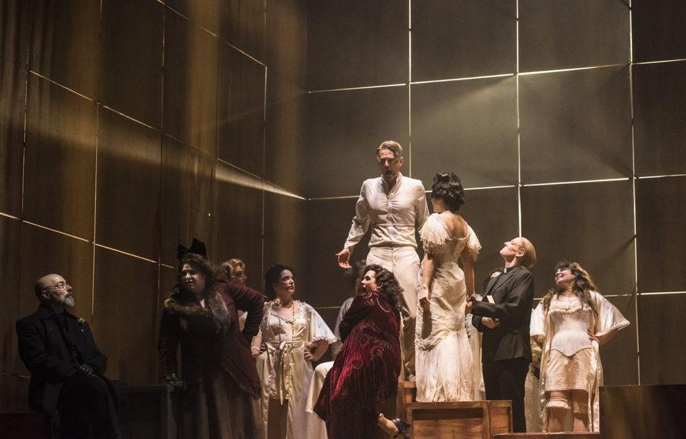 "Socialist Morality in ""The Threepenny Opera"""