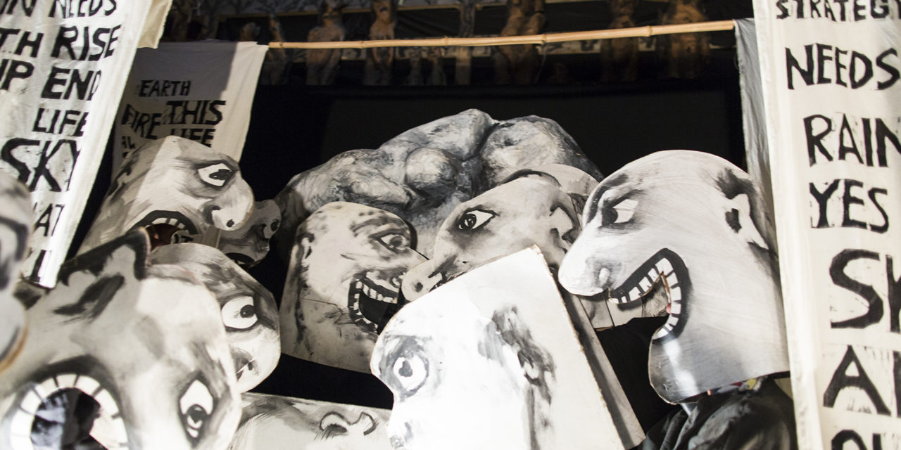 "Bread of Life: Bread and Puppet Theater's ""The Basic Bye Bye Show"""