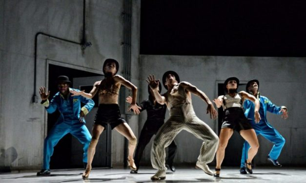 """Betroffenheit"" Corporeal Exchange As Innovative Now As The Work Of Pina Bausch In The 1970's"