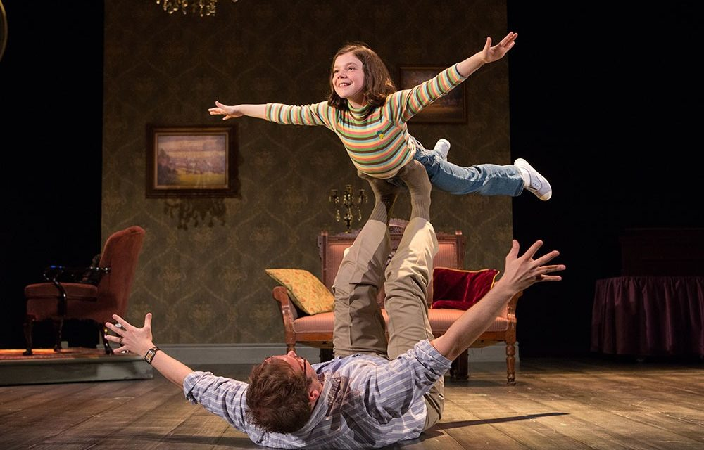 """Fun Home"" By The Musical Stage Company As Part Of The Off Mirvish Series"