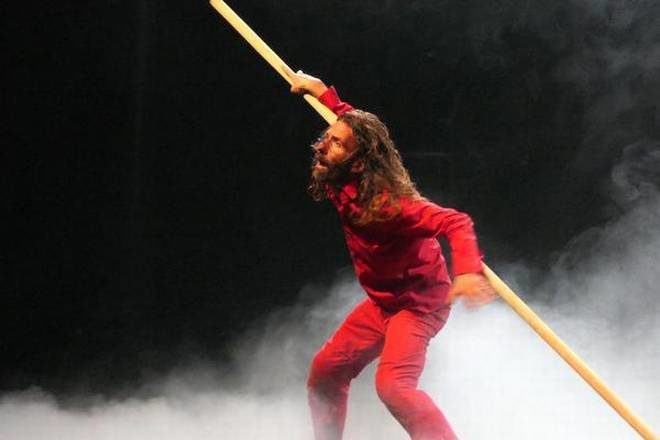 Metaphor At Play: New Theatre from Belgium, Poland and United States