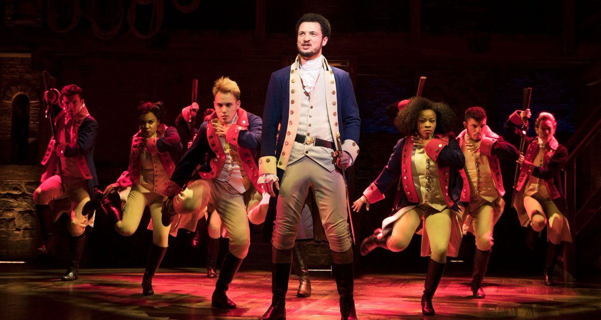 """Hamilton"" Is The Biggest Winner At Olivier Awards"