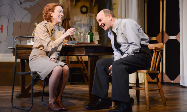 """Pressure"" at The Park Theatre: New Play on D-Day"