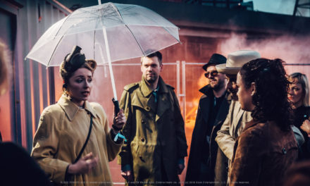 "Secret Cinema's Most Recent Production: A Recreated World Of Ridley Scott's Classic Film ""Blade Runner: The Final Cut"""