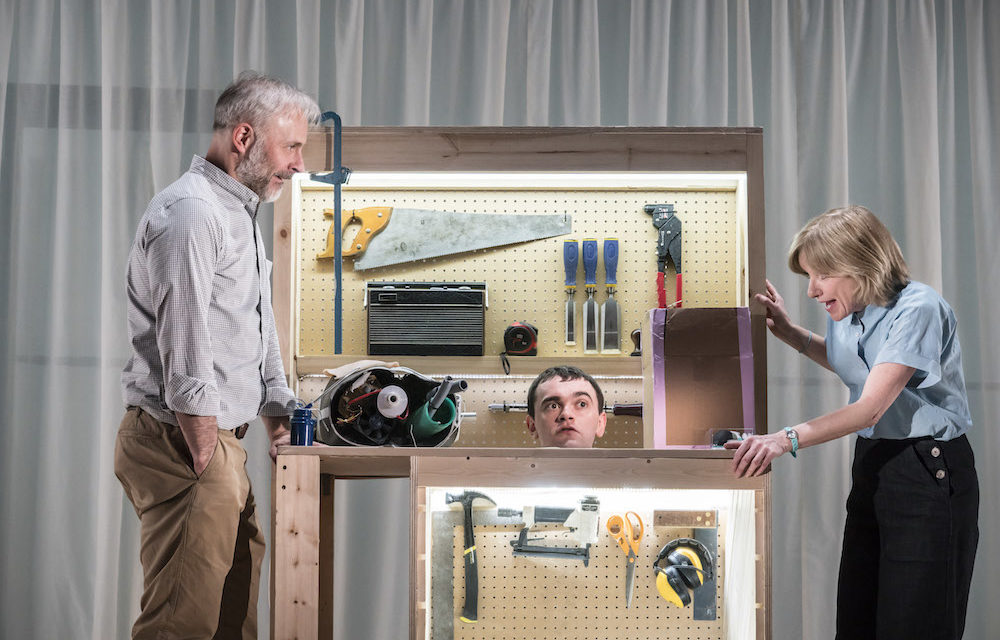 """""""Instructions For Correct Assembly"""" at The Royal Court: New British Sci-Fi Theatre"""