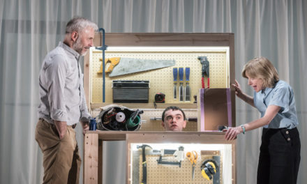 """Instructions For Correct Assembly"" at The Royal Court: New British Sci-Fi Theatre"