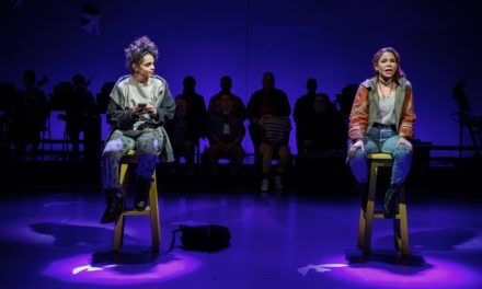 """Miss You Like Hell"": New York Premiere Musical"