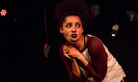 "Natasha Marshall's ""Half Breed"" at The Soho Theatre"
