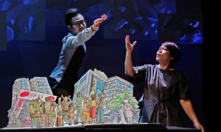 """Mr. Half Dwells…"" Journeys Through the ""Normal"" City of Hong Kong in the Most Abnormal Theatrical Display"
