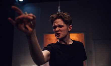 """""""Vincent River"""" at The Park Theatre: In-yer-Face Theatre at Its Cruel Best"""