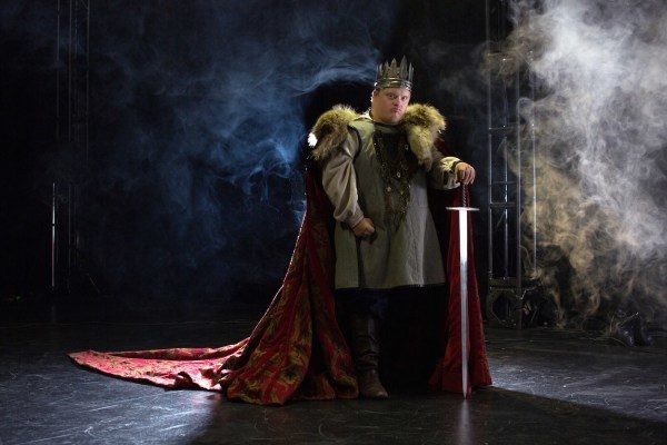 "Compelling Performance And Complex Metaphor In ""King Arthur's Night"" Make For Remarkable Theatre (PuSh Festival)"