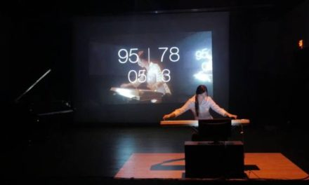 "The Body Labours Sonorously In Foxconn ""Frequency (no. 3)""  at The PuSh Festival"