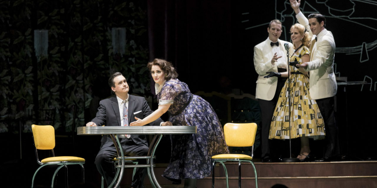 "Boston Lyric Opera's ""Trouble In Tahiti"""