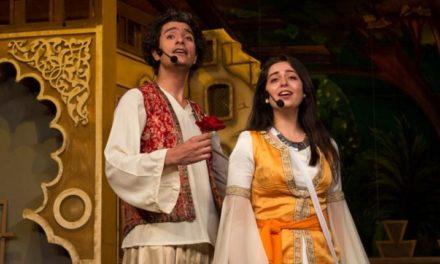 """Leila Men Alf Leila"" Revives Artistic Heritage Of Arabic Theatre"