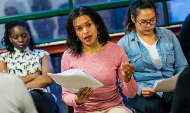 "Women Of The World Write: ""Global Female Voices"" At The Arcola Theatre"