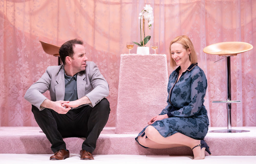 "Anthony Neilson's ""The Prudes"" at The Royal Court"