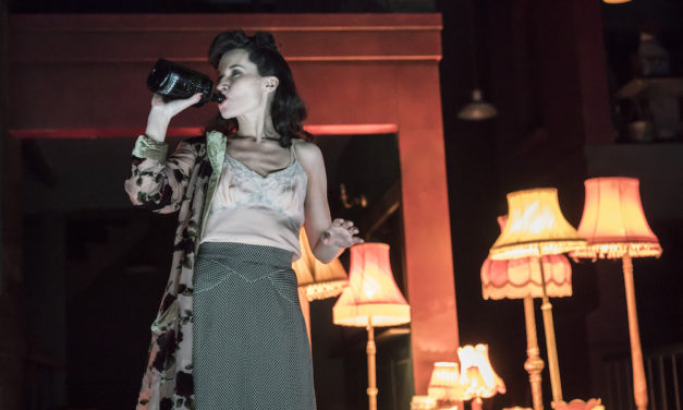 """Absolute Hell"" at The National Theatre"