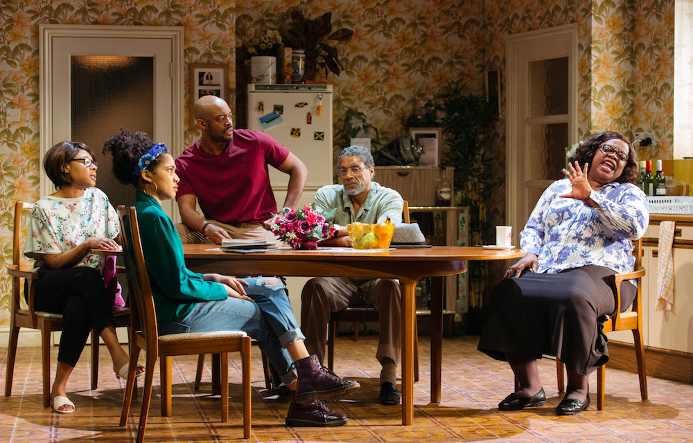 """""""Nine Night"""" at The National Theatre: The Play About Grief"""