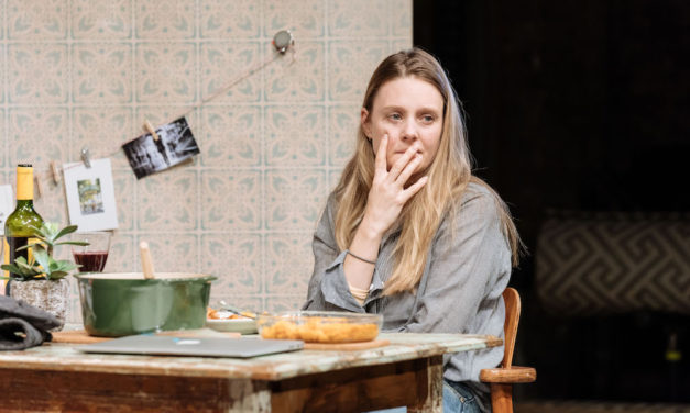 "Ella Hickson's ""The Writer"" at The Almeida Theatre"