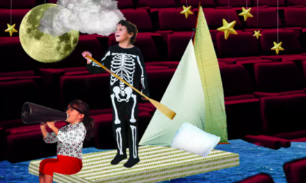 Not So Fringe: Interactive Children's Theatre Takes Center Stage