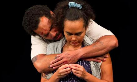 "Western Sydney Meets The City In Nakkiah Lui's ""Kill The Messenger"""