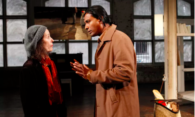 "Can Keene/Taylor's New Play ""Dreamers"" Keep Us From Despair?"