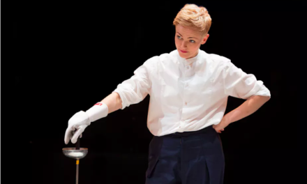 "Patriarchy's Ghosts In The Light Bulbs: ""Hamlet"" At The Royal Exchange"
