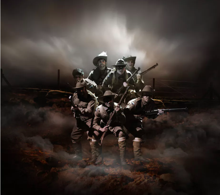 """""""Black Diggers"""": Out Of The Trenches At The Brisbane Festival"""