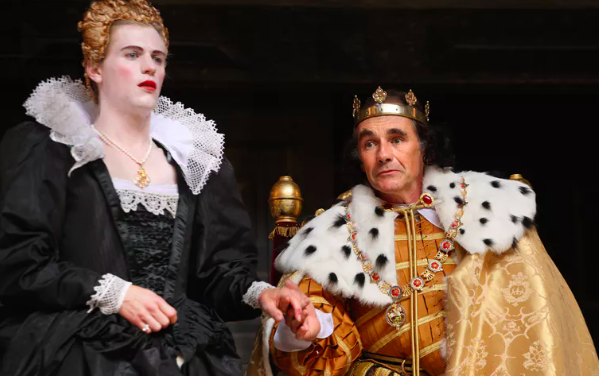 Shakespeare's Globe: Why The Bard Travels So Well