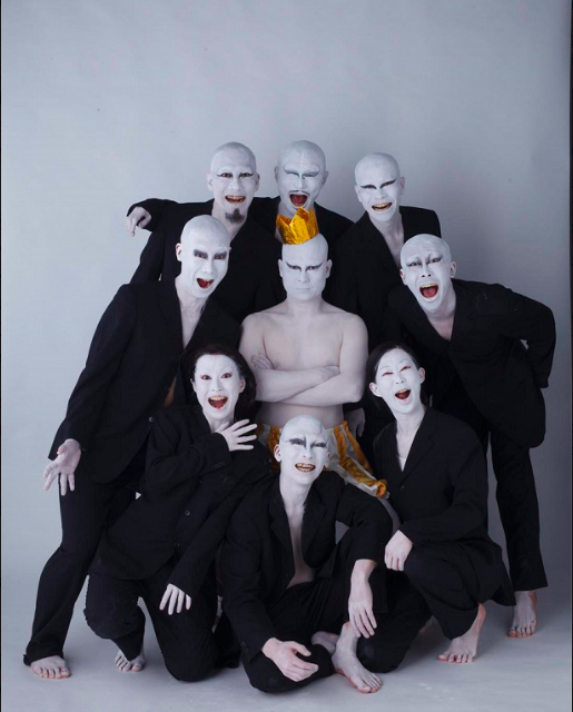 "Butoh For Kids Has Fun With ""Birthday Suit"" Tale"