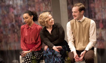 """Masterpieces"" at The Finborough Theatre"