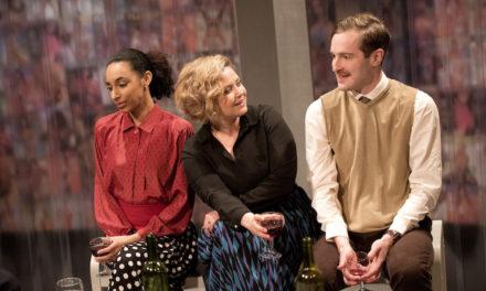 """Masterpieces"" at The Finborough Theatre"