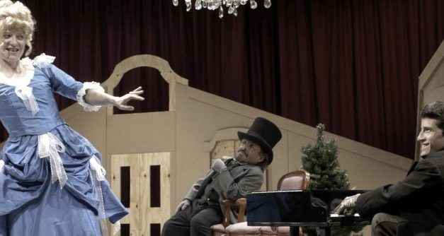 "Escape From Circus: Review Of Mabou Mines' ""Dollhouse"""